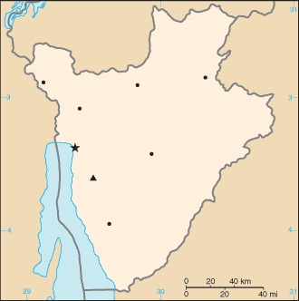000 Burundi Harta large map