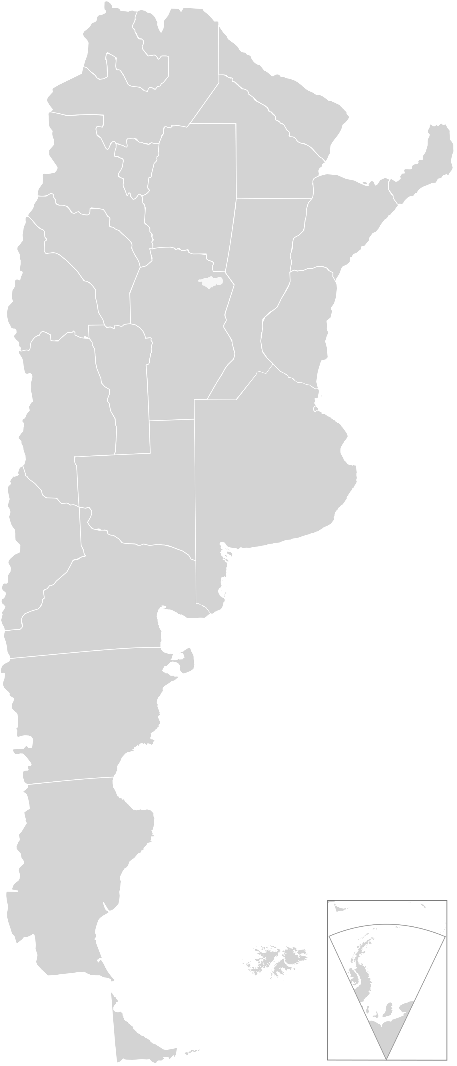 Where Is Argentina Argentine Republic Maps Mapsofnet - Argentina map png