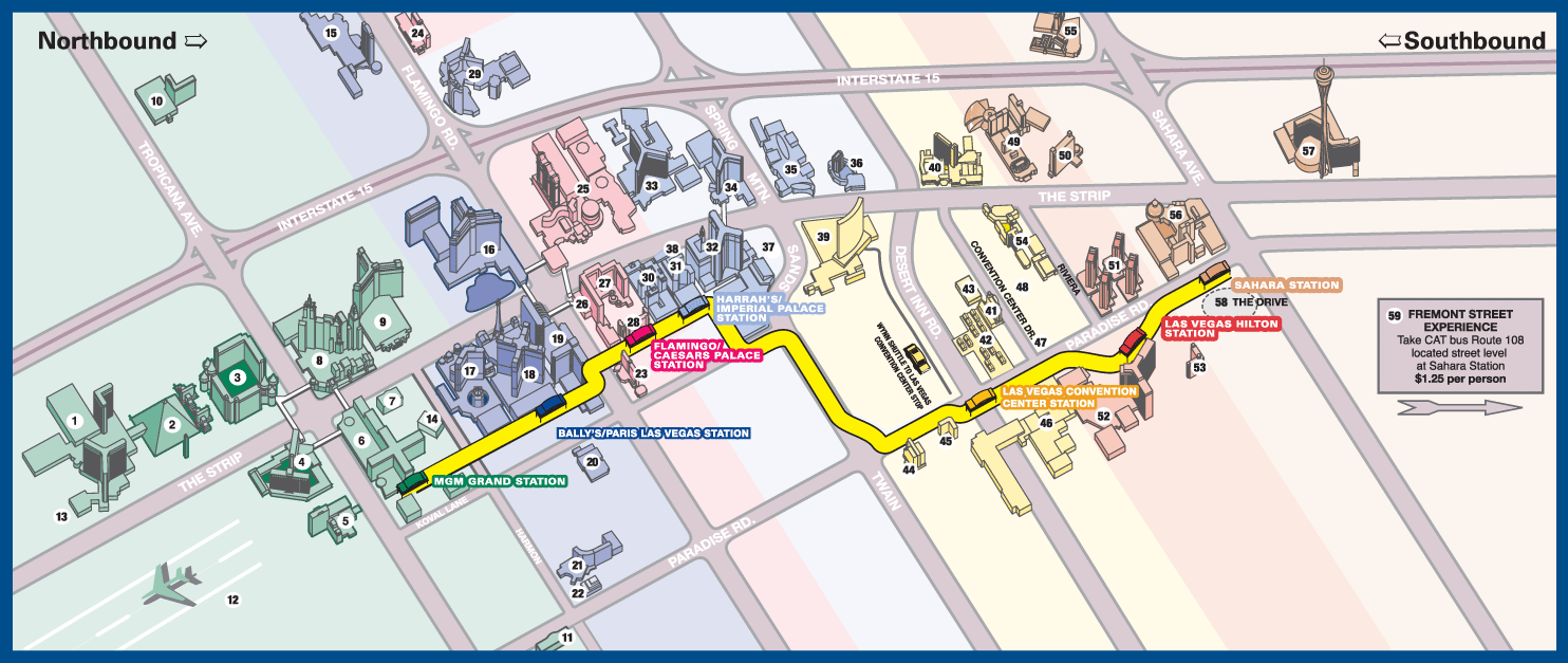 click on the las vegas strip map . las vegas strip map • mapsofnet
