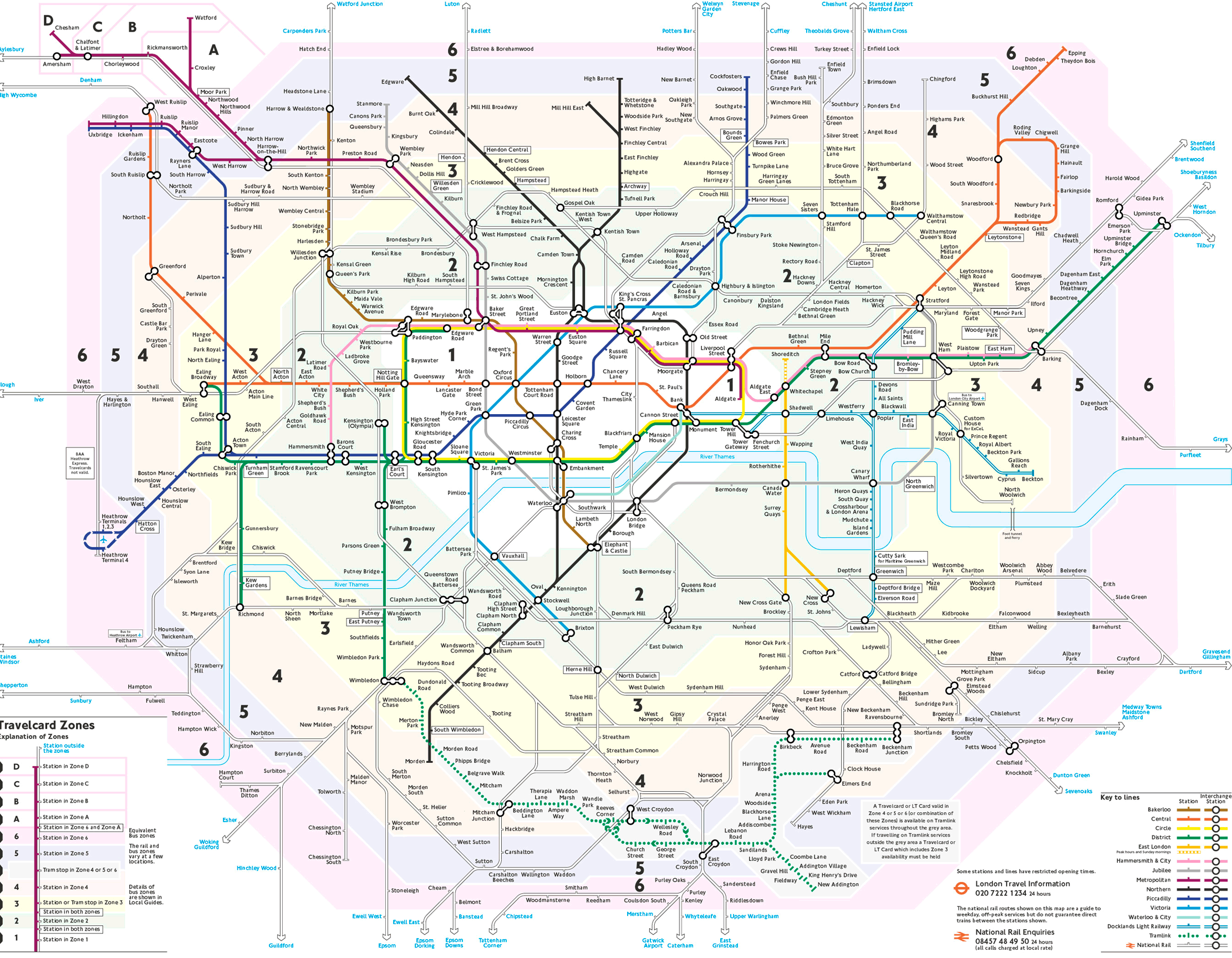 Maps Update 16001069 London Map with Tube BBC London Travel – London Full Map
