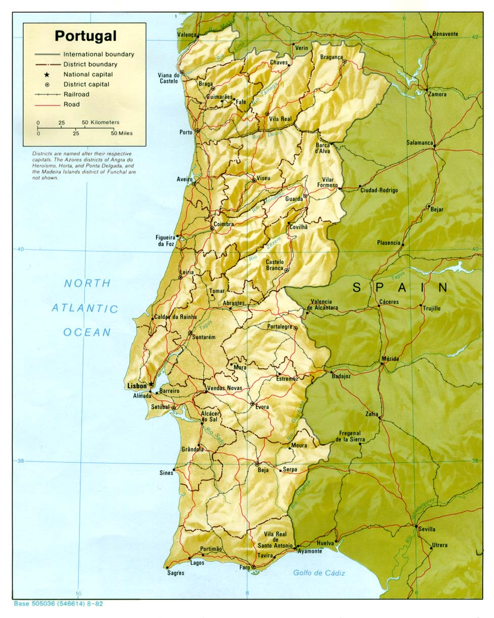 Where Is Portugal Portuguese Republic Maps Mapsofnet - Portugal map in 1200