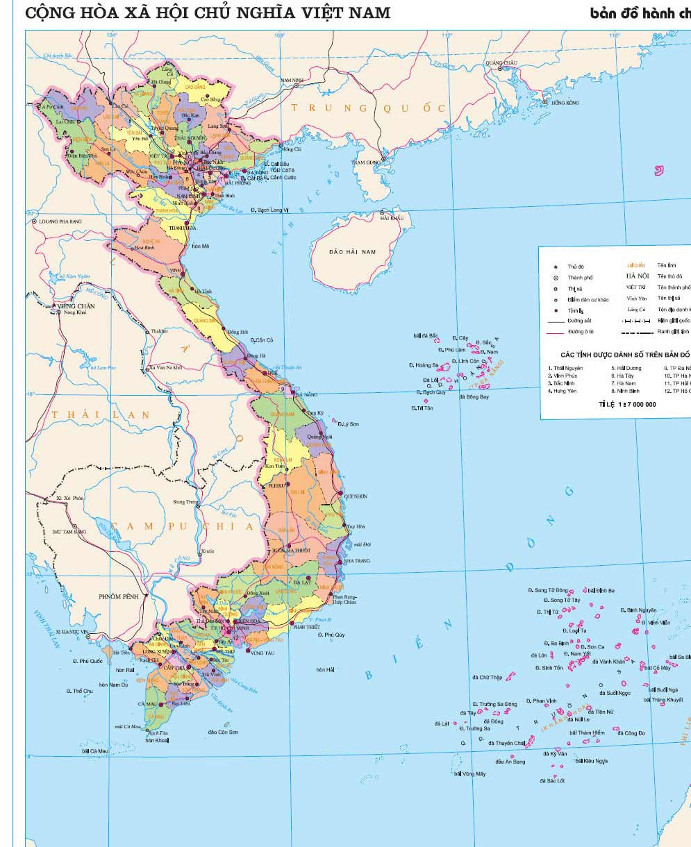 Vietnam mapsof click on the vietnam to sciox Image collections
