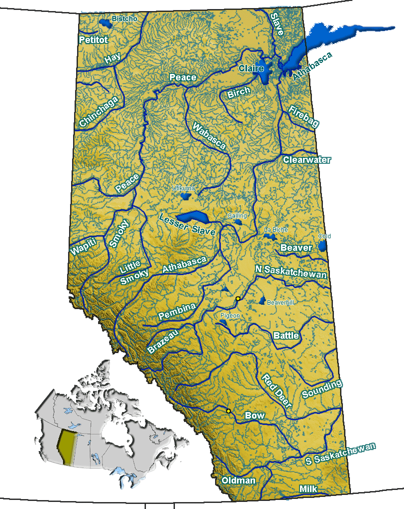 Alberta Rivers • Mapsof.net on map of british columbia, map of banff national park, map of saskatchewan, map of ab, map of toronto, map of lesser slave lake, map of england, map of illinois, map of china, map of arizona, map of calgary, map of russia, map of us, map of ontario, map of cuba, map of mississippi, map of quebec, map of maine, map of nunavut, map of canadian rockies, map of bc, map of world, map of usa, map of new york, map of switzerland, map of delaware, map of vancouver, map of alaska, map of manitoba, map of europe, map canada, map of greece, map of victoria, map of yukon, map of indiana, map of north america, map of nova scotia,