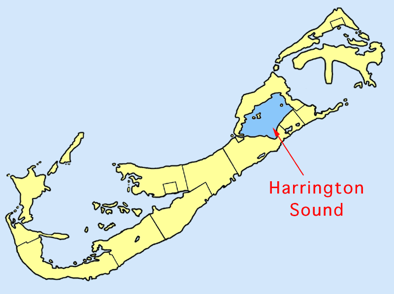 Bmmap Harringtonsound large map