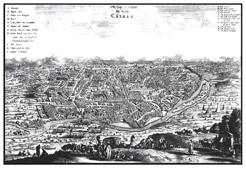 Cairo Map1620 Dapper