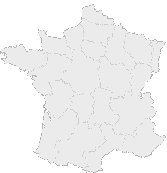 Carte France • Mapsof.net