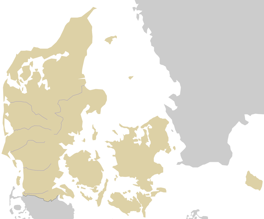 blank map of western europe countries. denmark western europe map