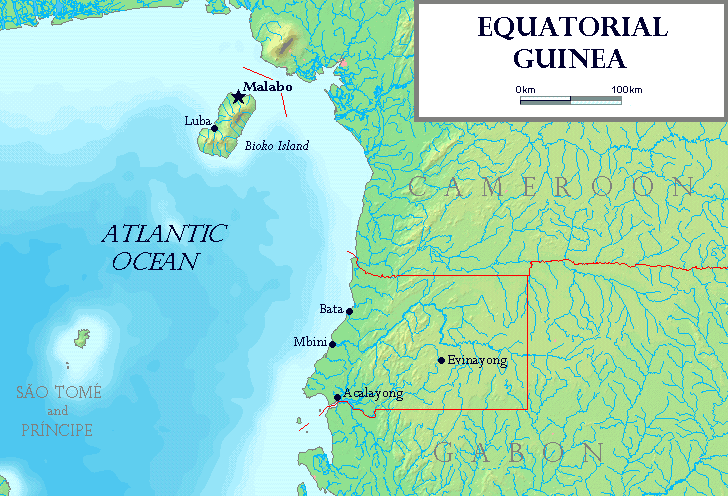 Equatorialguineamap large map