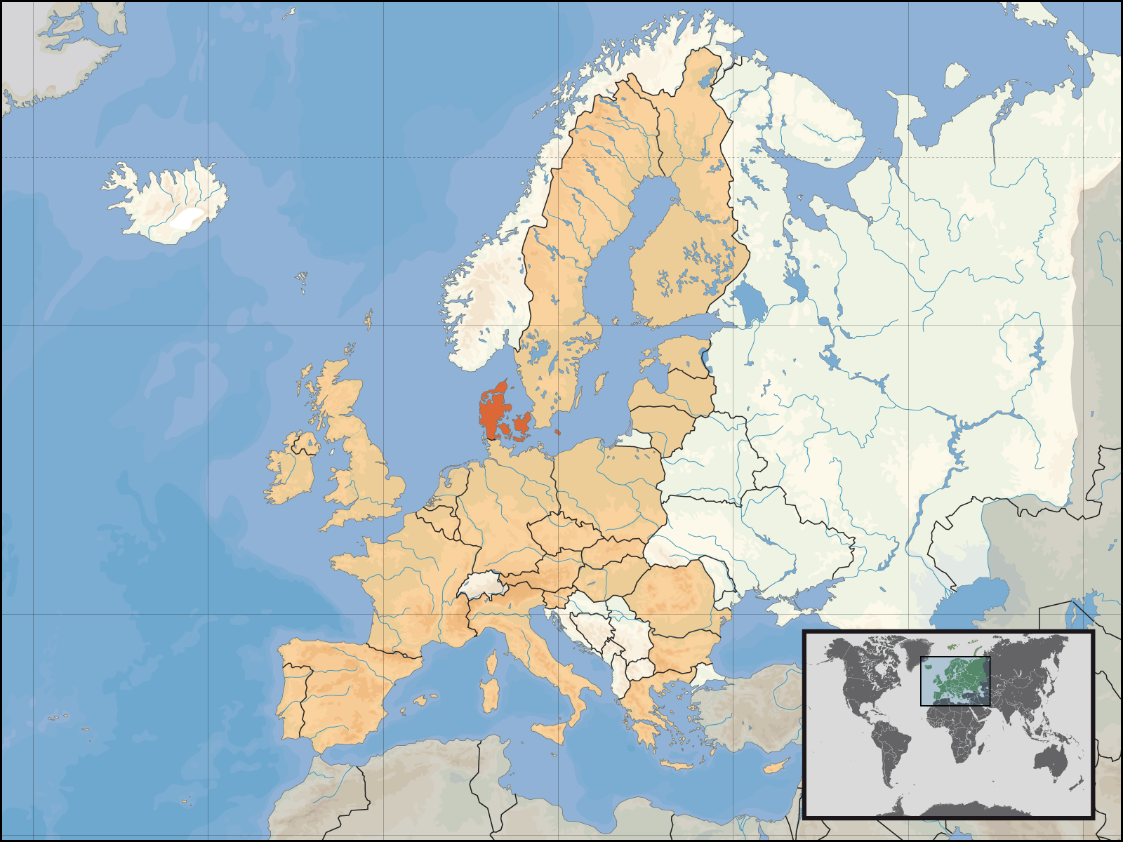 Eu Location Den Mapsofnet