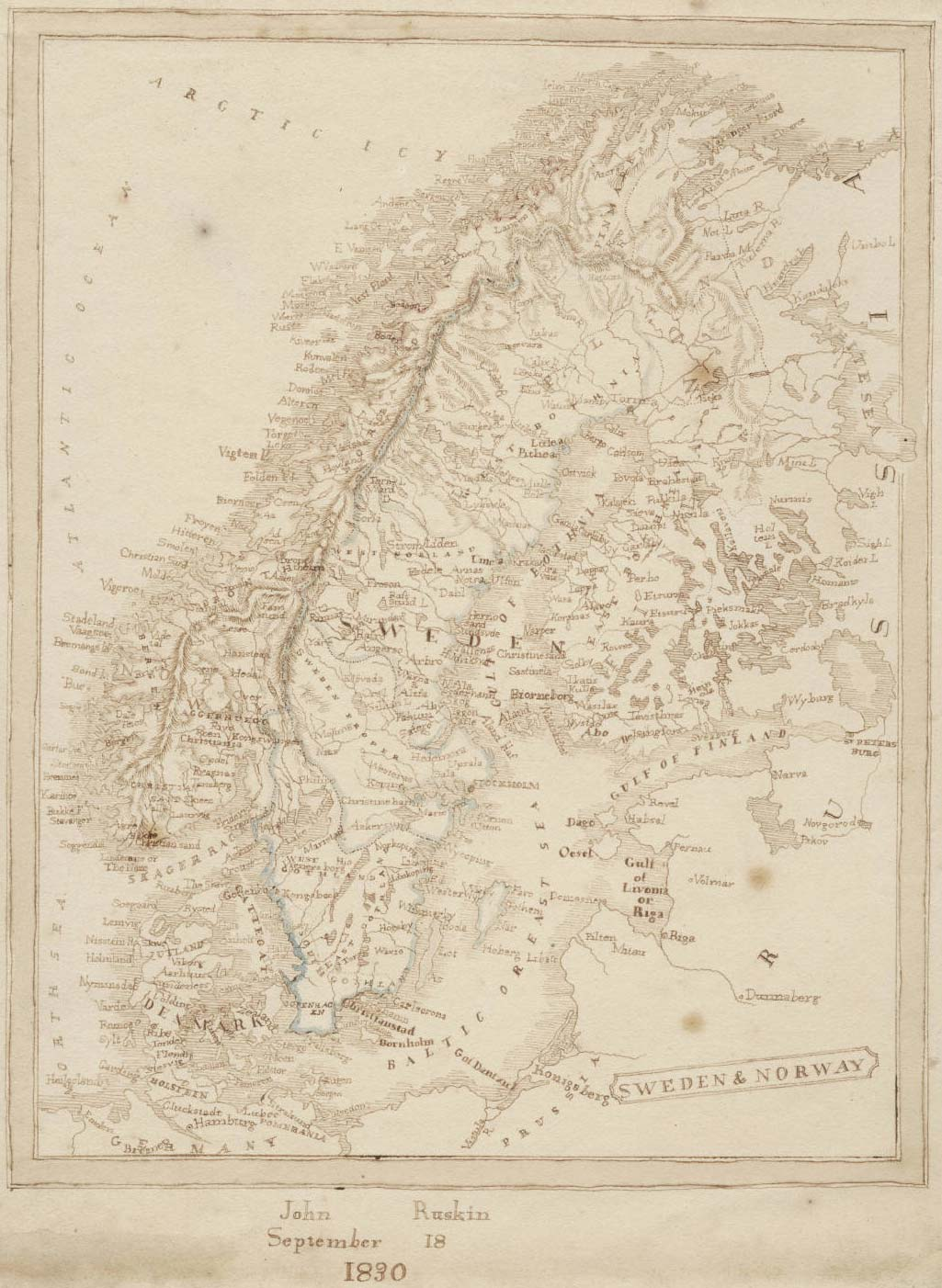 Where Is Sweden Kingdom Of Sweden Maps Mapsofnet - Sweden map 1800