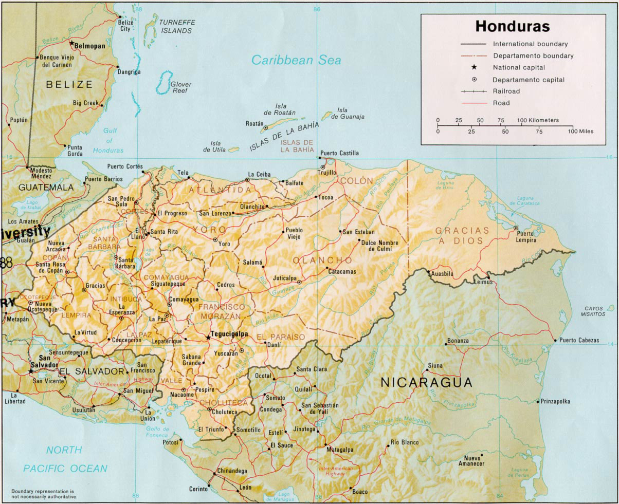Honduras Physical Map • Mapsof.net on caribbean map, elsalvador map, central america, china map, republica dominicana map, costa rica, england map, peru map, afghanistan map, black sea map, haiti map, dominican republic, columbia map, iraq map, mexico map, kazakhstan map, hungary map, espana map, germany map, chile map, el salvador, cuba map, panama map, jamaica map,