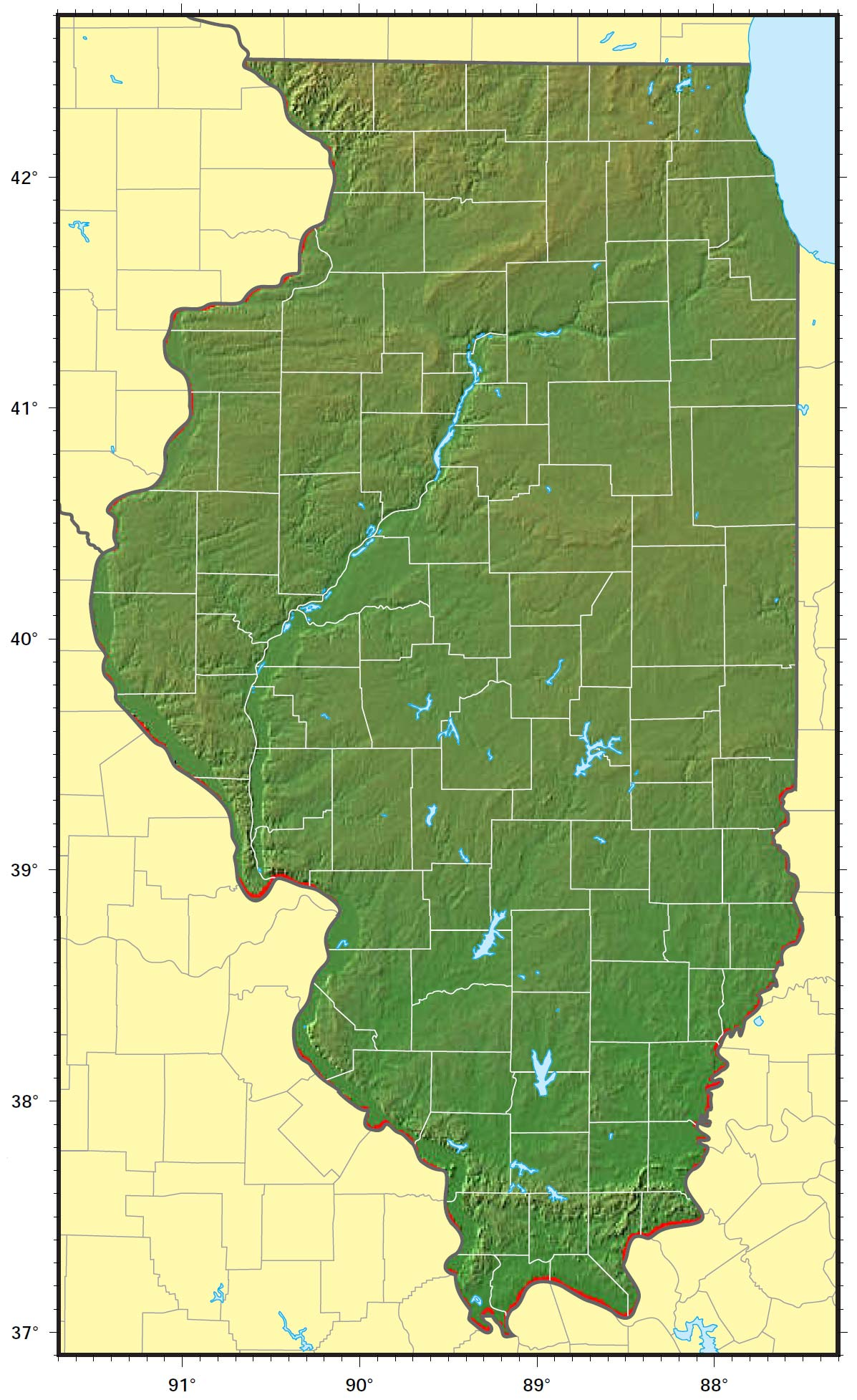 Illinois Districting
