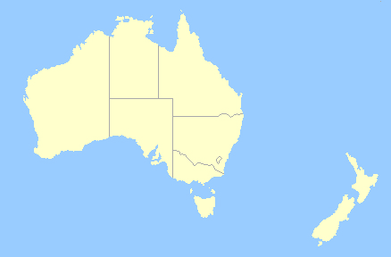 New Zealand Australia Map.Image Map Of Australia And New Zealand Mapsof Net
