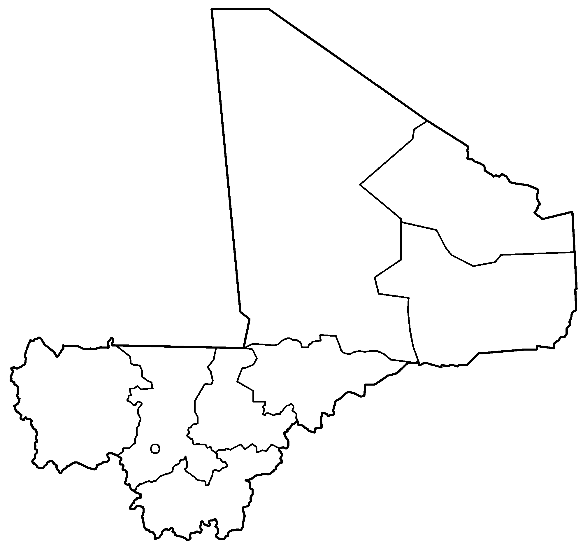 List of Synonyms and Antonyms of the Word mali regions