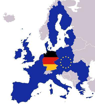 Germany Map Europe Click on ...