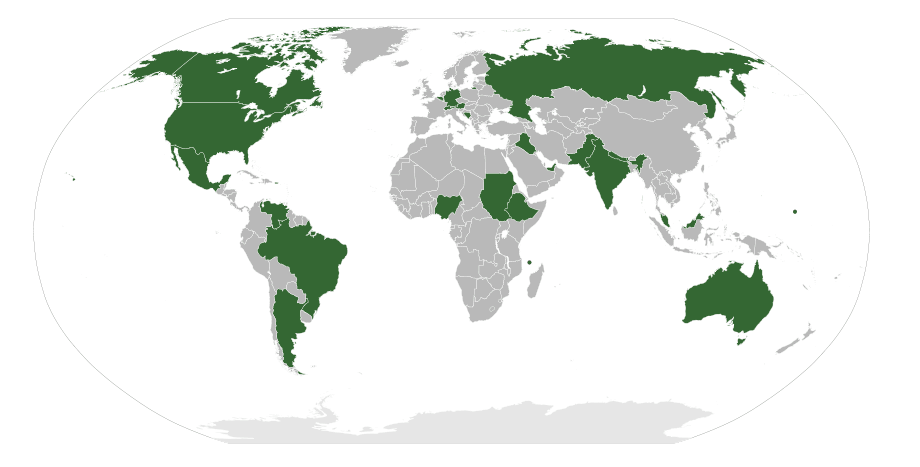 Map of federal states mapsof map of federal states the world maps gumiabroncs Images
