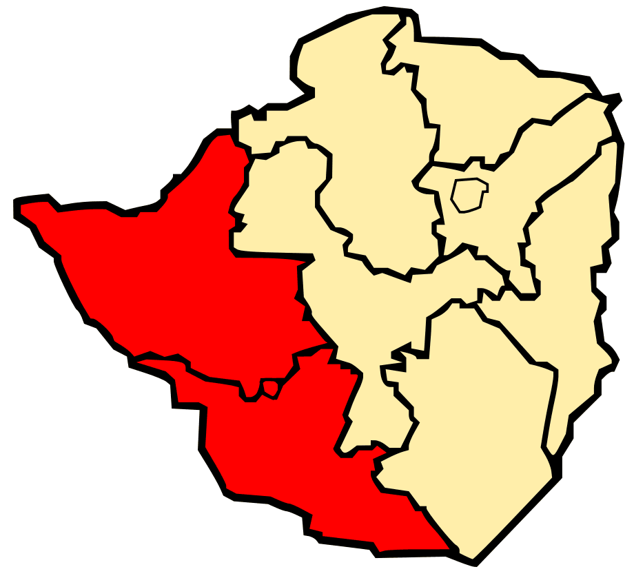 Map Of Zimbabwe. Zimbabwe maps.