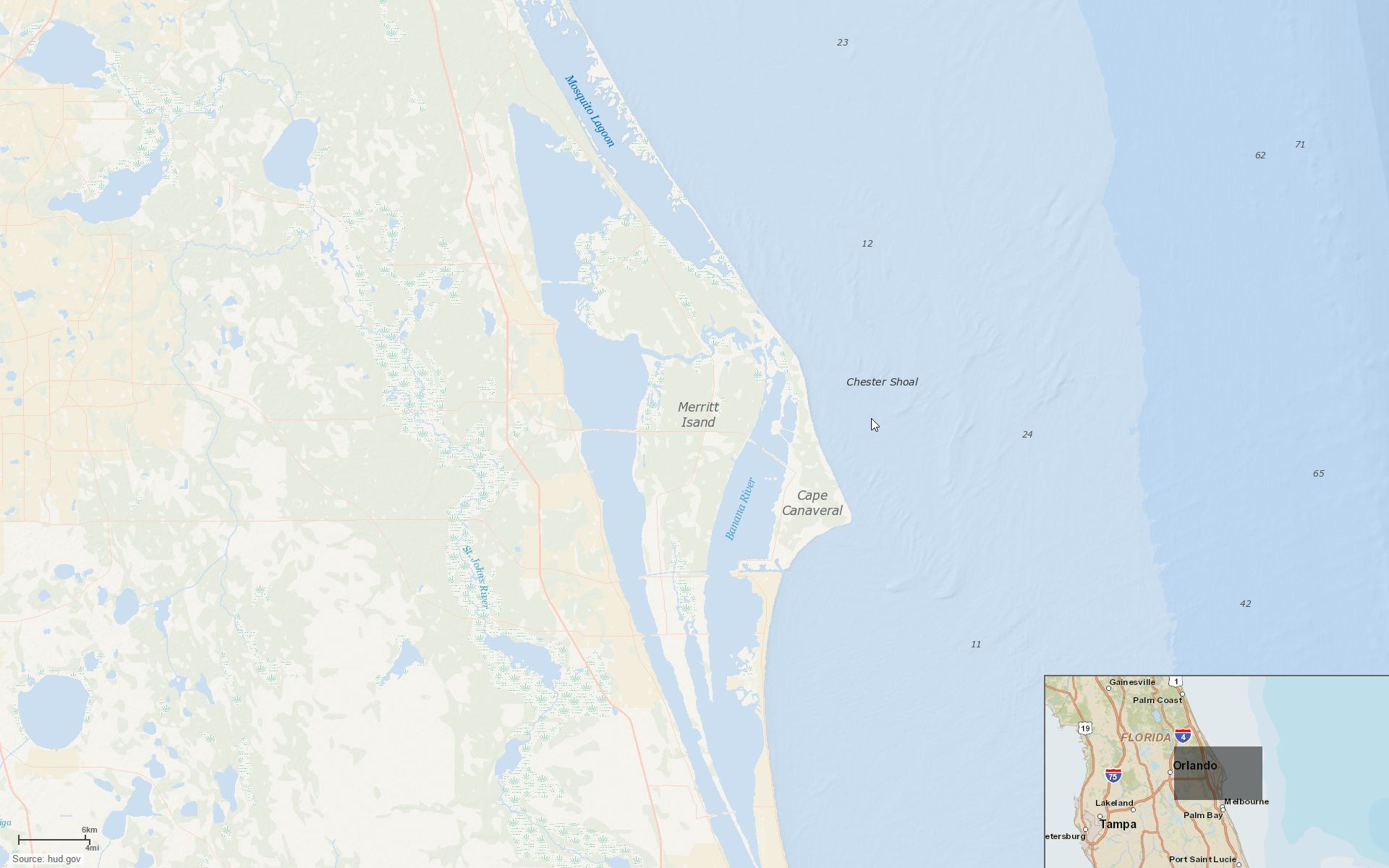 Where Is Florida Florida Maps  Mapsofnet - Florida map hallandale