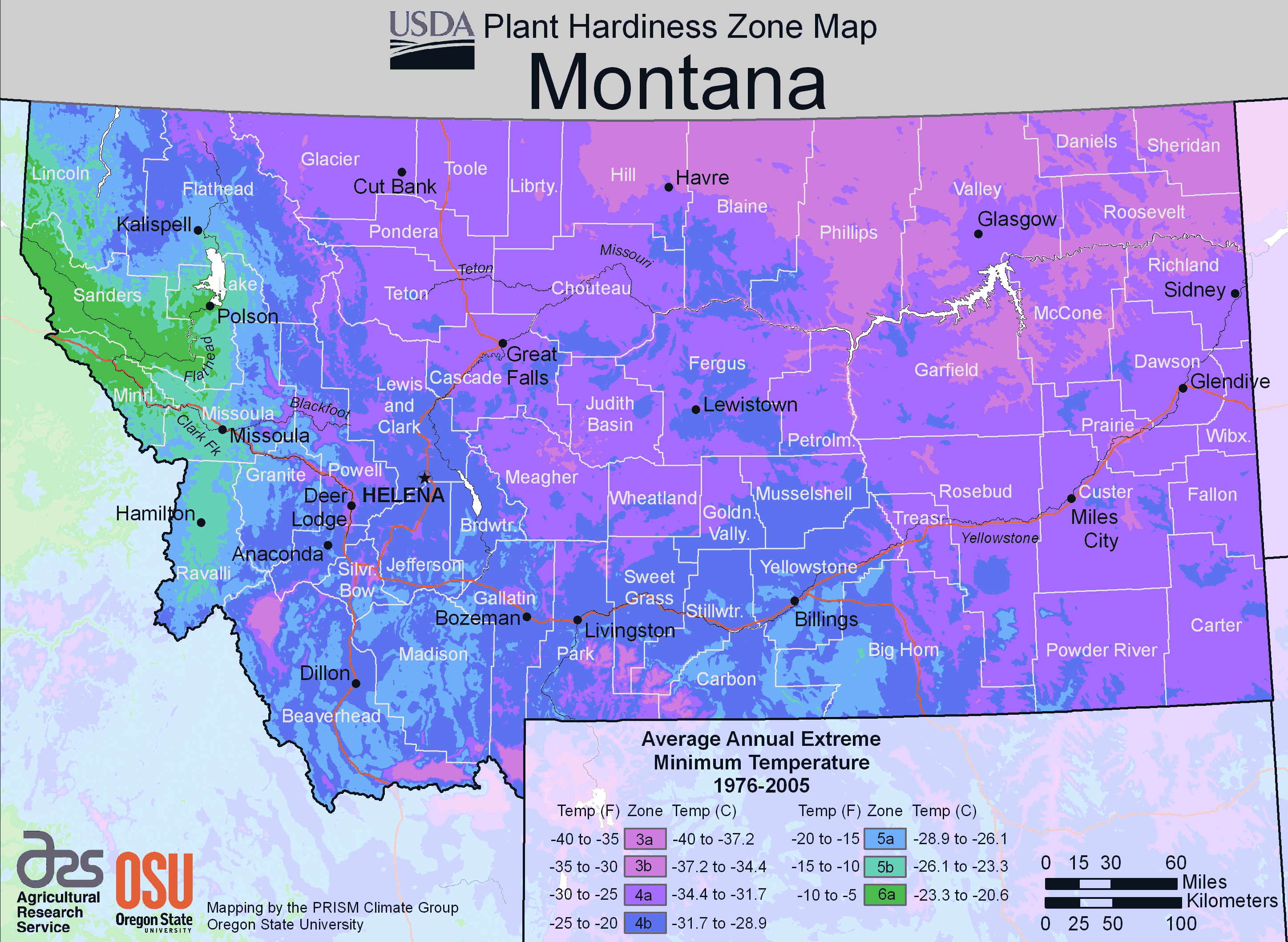 where is montana montana maps mapsof