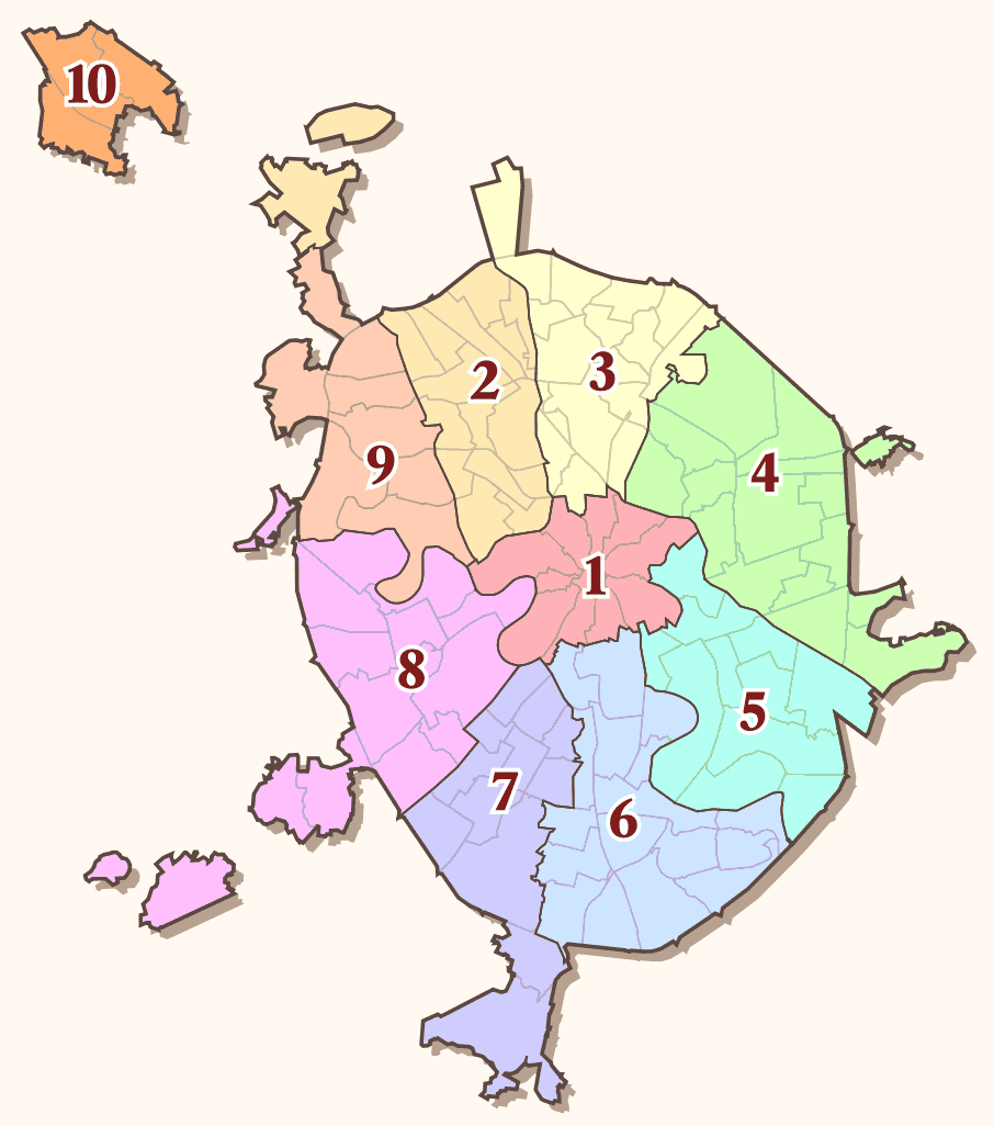 Msk All Districts large map