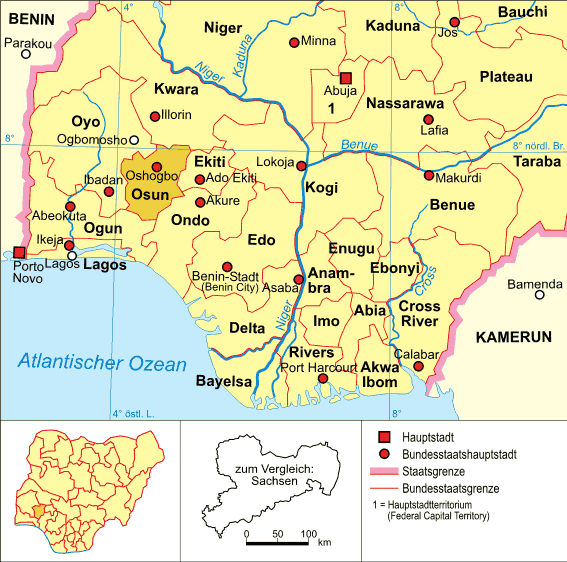 nigeria map search results • Mapsof.net on schneider map, jvc map, alba map, scott map, siam map, atlantic map,