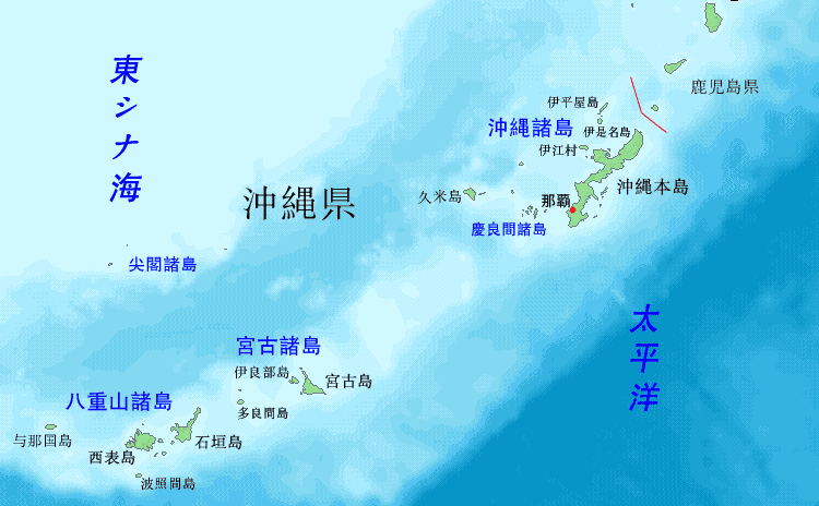 Okinawakenchizu large map