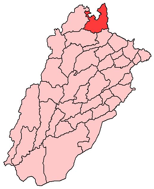 Rawalpindi large map