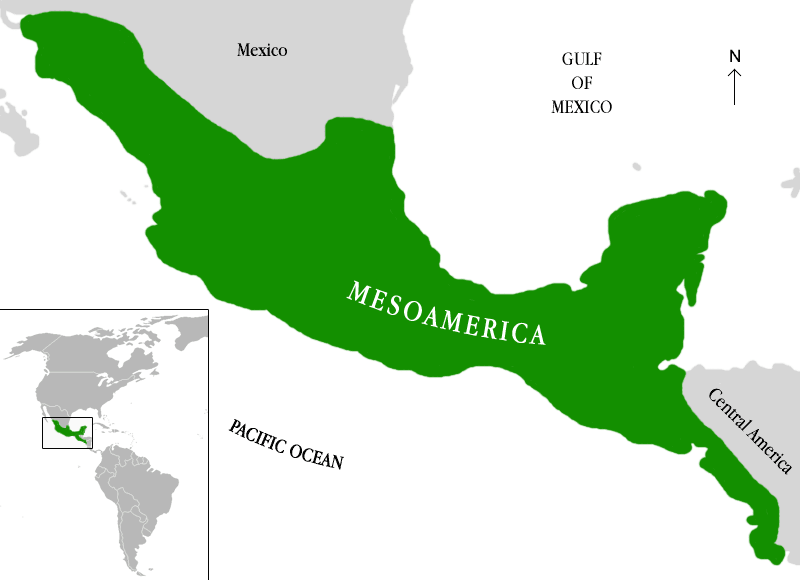 Show me more mesoamerica map colouring pages
