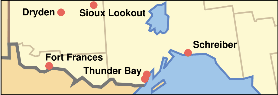 Sijhl Team Locations large map