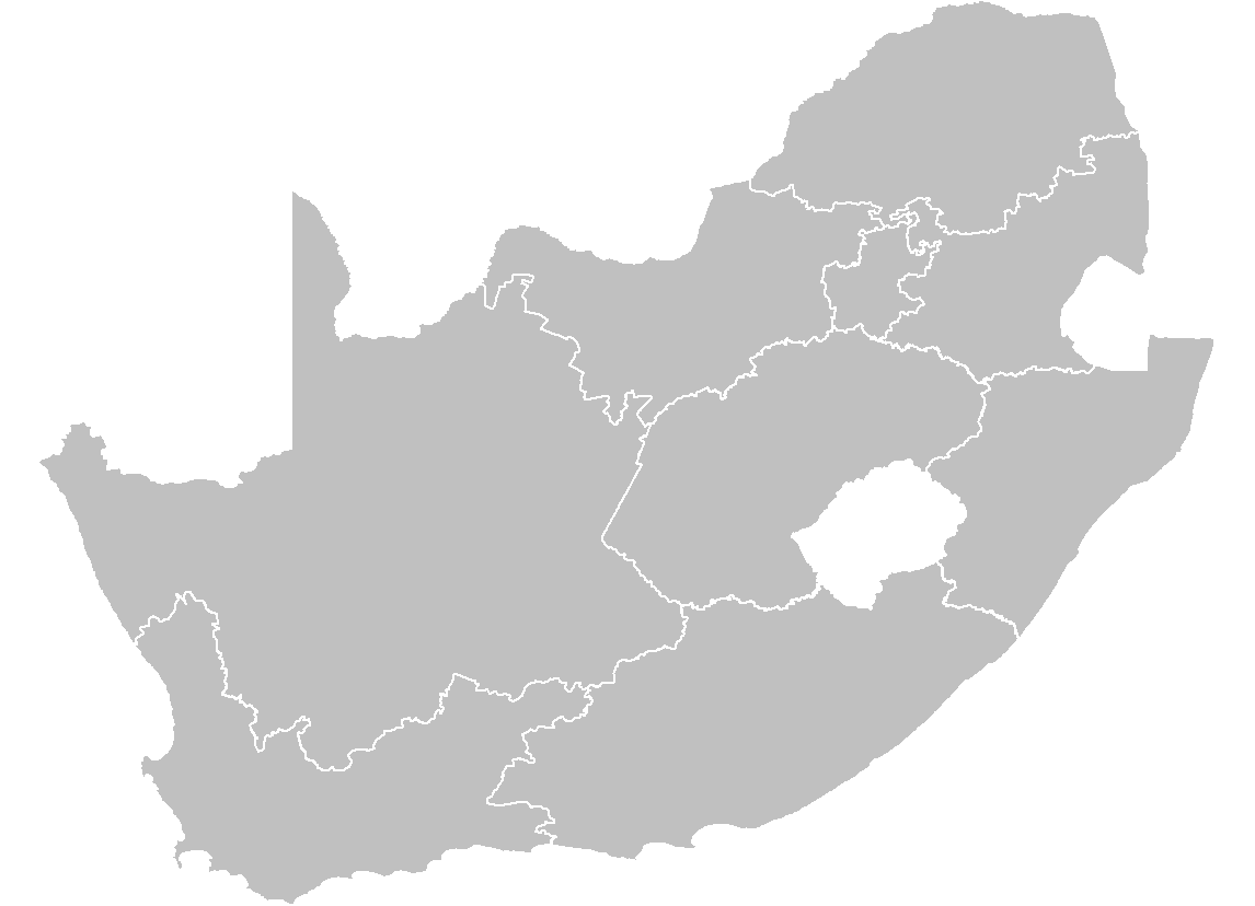 south africa map png