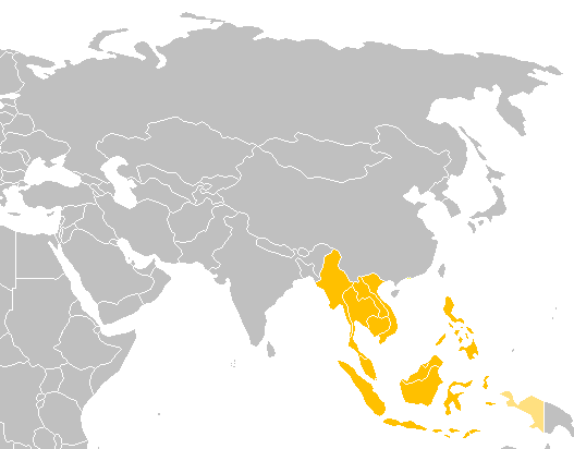 Southeast Asia Map Political Dani Faith - South asia political map 2004