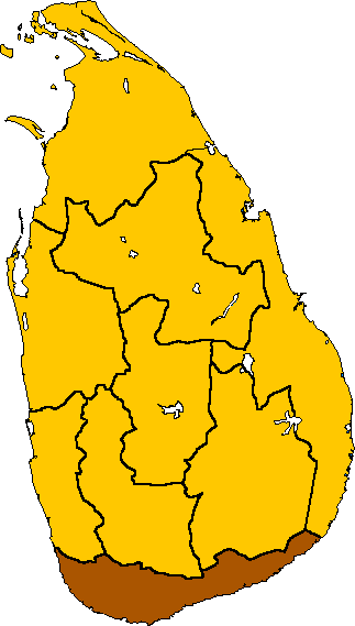 map of sri lanka with provinces. Sri Lanka maps.