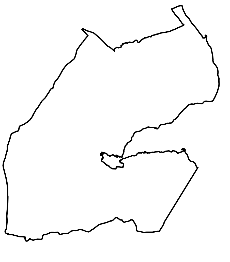 Svg Koort Dschibuti large map