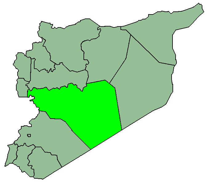 Syriahoms large map