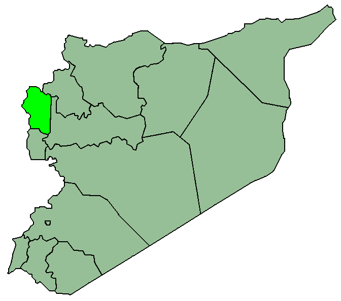 Syrialatakia large map