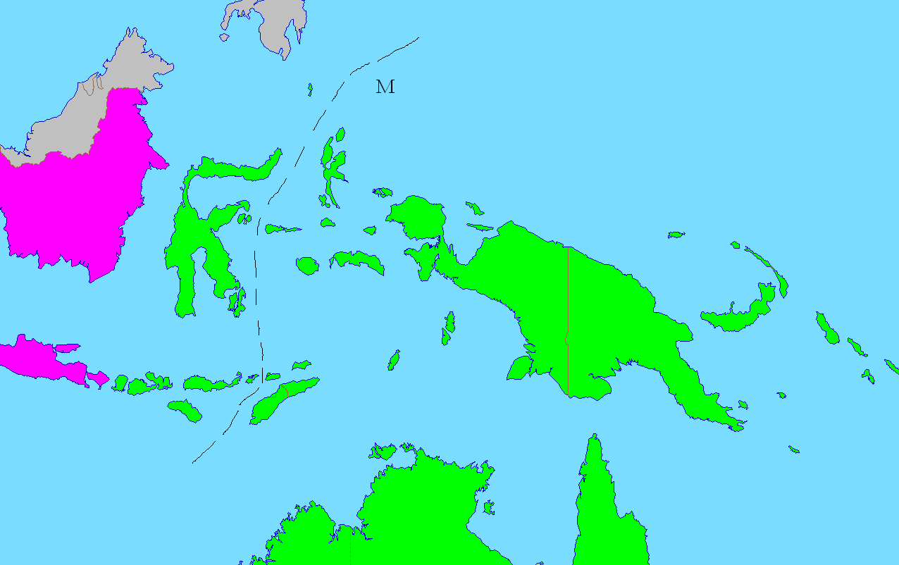 Transoceania M 1 large map