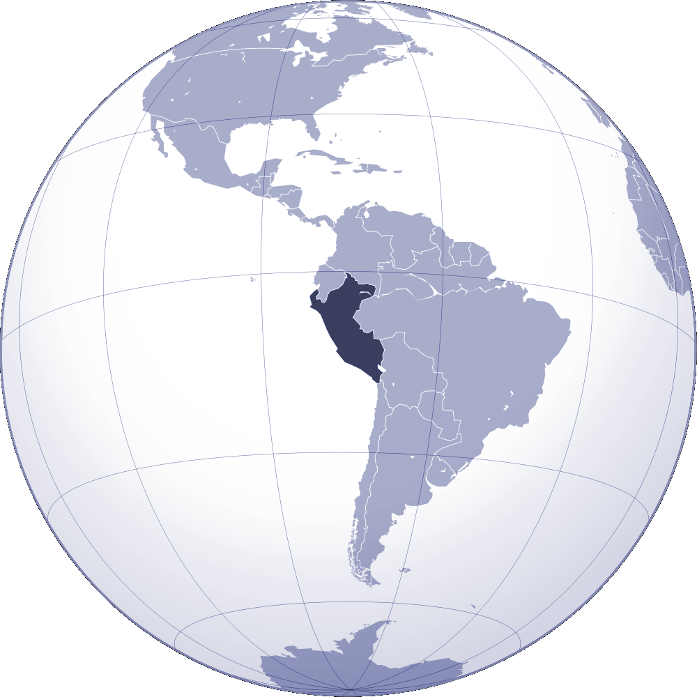Where Is Peru Located Mapsofnet - Where is peru