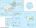 American Samoa Map - Mapsof.Net Map
