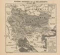 Balkan War 1914 - Mapsof.Net Map