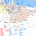 Bari Detailed City Map - Mapsof.net