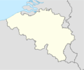 Belgium Location Map Blank - Mapsof.Net Map