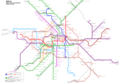 Berlin Metro Map - Mapsof.Net Map