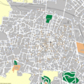Bologna Map - Mapsof.Net Map