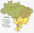 Brazil Land Use Map 1977 - Mapsof.Net Map