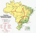 Brazil Population Map 1977 - Mapsof.Net Map