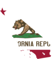 California Flag Map - Mapsof.net