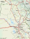 Central And Northern Iraq - Mapsof.Net Map