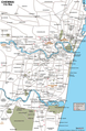 Chennai City Map - Mapsof.Net Map