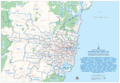 Detailed City Map Sydney - Mapsof.net