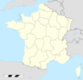 France Location Map Regions - Mapsof.net